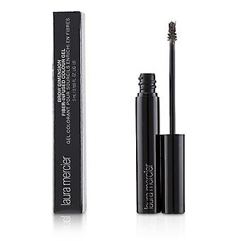 Laura Mercier Brow Dimension Fiber infunderas färg Gel - # brunett 5ml/0.165 oz