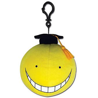 Key Chain - Assassination Classroom - Koro Sensei YELLOW ge52914