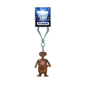 E.T. Movie 3D karakter tas clip