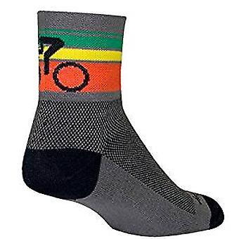 Chaussettes - Sockguy - Classique 3-quot; - Tuck S/M Cycling/Running