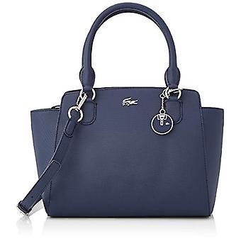 Lacoste Daily Classic-blauwe dames schoudertassen (Peacoat) 13,5 x22x28cm (b x H L)