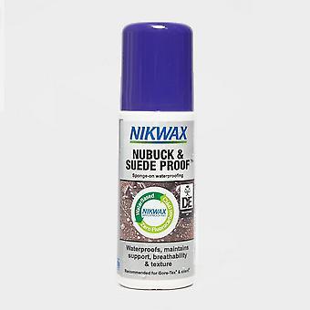 Új Nikwax Nubuck & Velúr Proofer 125Ml Multi