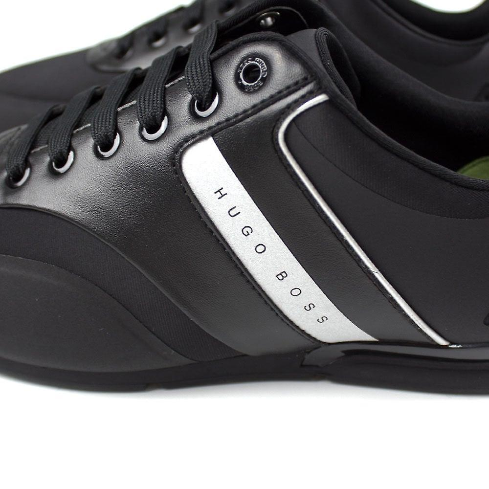 Hugo Boss Saturn Low Shoes Neo Black