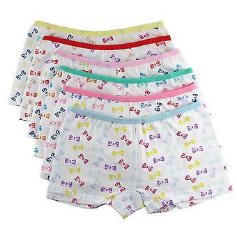 Chicas Knickers / Hipster / Boxer shorts 4 piezas de arco