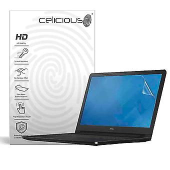 Celicious Vivid Invisible Glossy HD Screen Protector Film Compatible with Dell Chromebook 11 3100 (Touch) [Pack of 2]