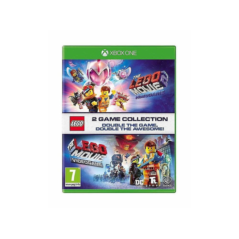 LEGO Games LEGO Movie 1 & 2 Double Pack Xbox One
