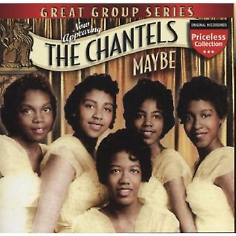Chantels - Maybe [CD] USA import