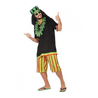 Herren Kostüme jamaikanischen Kostüm