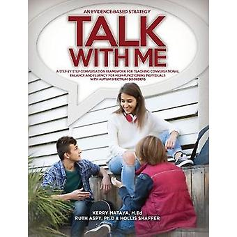 Talk with Me - A Step-by-Step Conversation Framework for Teaching Conv