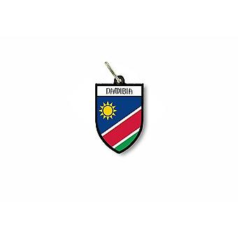 Key key door cle flag collection Namibian city crest