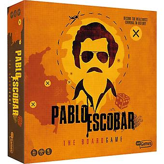 Pablo Escobar The Boardgame