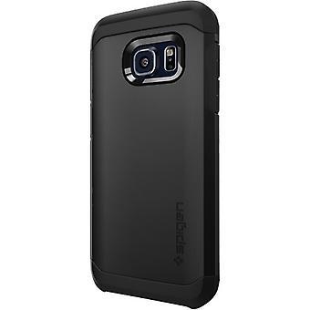 Galaxy S6 edge tough armor case black