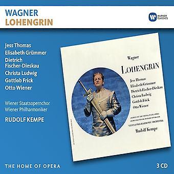Wagner / Kempe, Rudolf - Lohengrin [CD] USA import