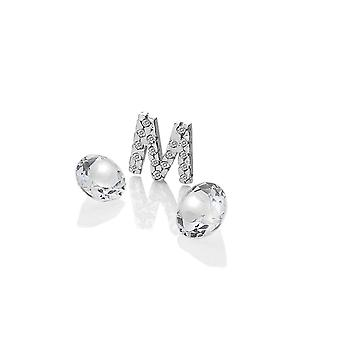 Anais Hot Diamonds Anais Sterling Silver M Charm AC081