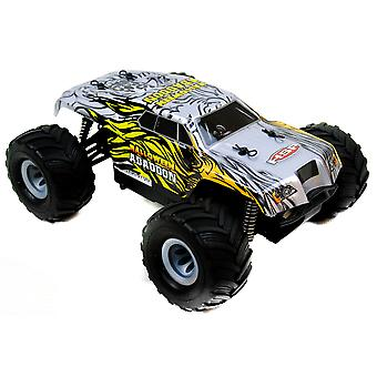 Bigfoot 1/24 Electric RC Mini Monster Truck 2.4GHz RTR - Abaddon