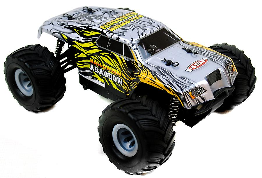 Bigfoot 1/24 Electric RC Mini Monster Truck 2.4GHz RTR - Abaddon