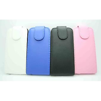 Leather case iPhone 5/5s/SE, PU leather, pink