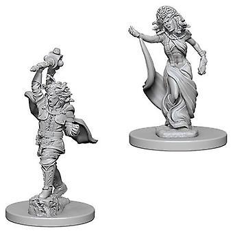 D&D Nolzur's Marvelous Unpainted Miniatures Medusas (Pack of 6)