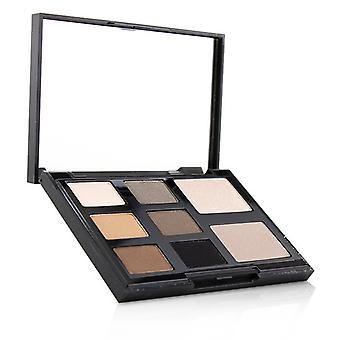 Glo Skin Beauty Shadow Palette - # Elemental (8x Eyesahdow) - 7.6g/0.27oz
