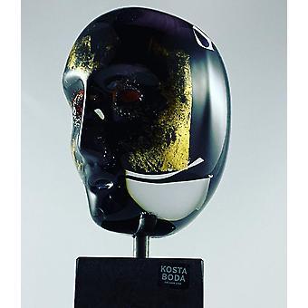 KostaBoda Brains Hefaistos Design Bertil Vallien-New from the glass prince