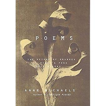 Poems - The Weight of Oranges - Miner's Pond - Skin Divers (1st pbk. e