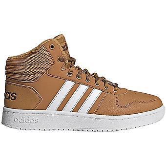 Adidas Hoops 20 Mid EG5167 univerzálny all year Men topánky