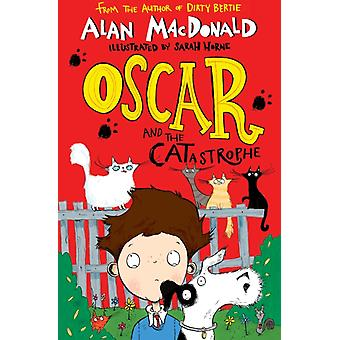 Oscar and the CATastrophe by ALAN MACDONALD