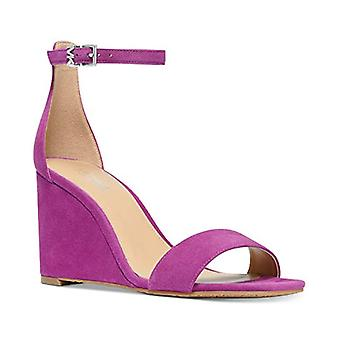 Michael Michael Kors Fiona Wedge Dress Sandals Size 5