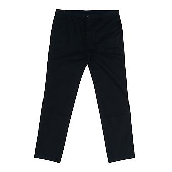 Casual Black Men's Pants Lacoste