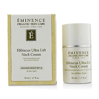 Eminencia Hibiscus Ultra Lift cuello crema - 50ml/1.7 oz