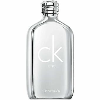 Calvin Klein CK One Platinum Edition Eau de Toilette Spray 200ml