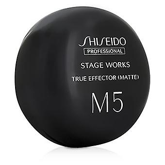 Palco Shiseido funciona verdadeiro effector - # M5 (fosco) 80g/2.8oz