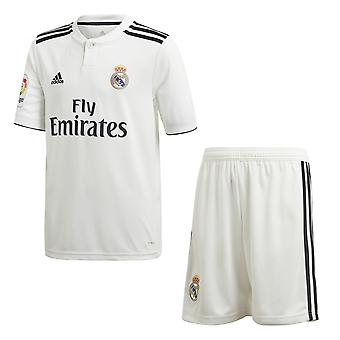 Adidas Performance Real Madrid Home Kit CG0553