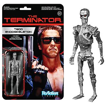 Terminator T-800 Endoskeleton ReAction Figure