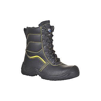 Portwest steelit päls fodrad Protector Boot S3 CI fw05