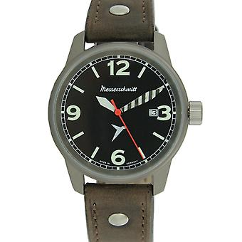 Aristo Mäns Messerschmitt Watch Pilot's Watch Titan ME-67TI