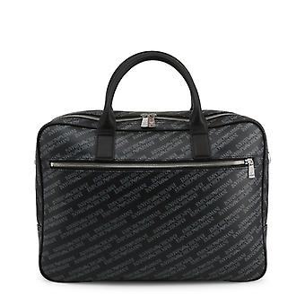 Emporio armani men's briefcase y4p091 ylo7e black