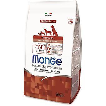 Monge NS Puppy Lamb, Rice and Potato (Dogs , Dog Food , Dry Food)