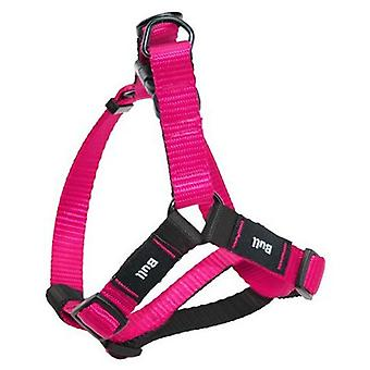 Yagu Harness Basic Color Fuchsia (Dogs , Collars, Leads and Harnesses , Harnesses)