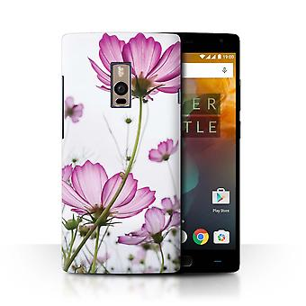 STUFF4 Case/Cover for OnePlus 2/Two/Spring Meadow/Pink Fashion