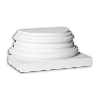 Pied de demi-colonne Profhome 447301