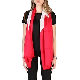 Armani jeans unisex scarf red 924099 7p064