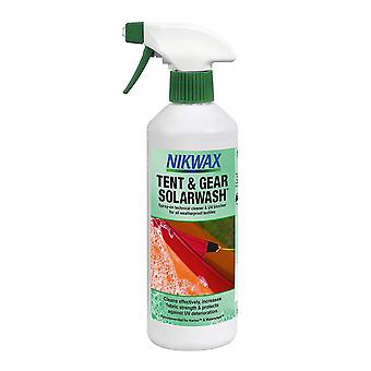 Nikwax Tent & Gear Solar Wash 500 ml