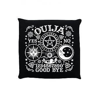 Gothic Homeware Ouija Board Cushion