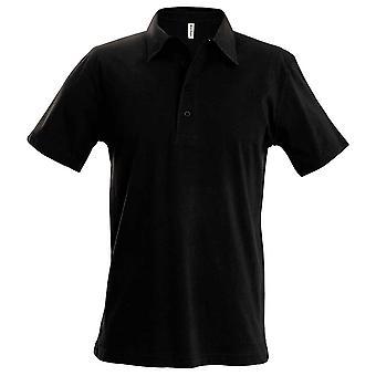 Kariban Mens manches courtes Jersey coton Polo Shirts