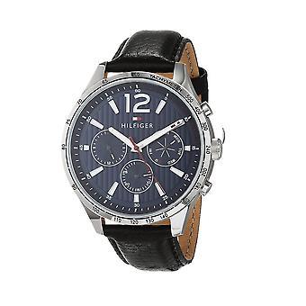 Tommy Hilfiger Original Men All Year Watch - Black Color 39881