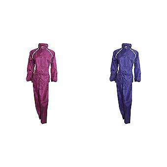 ProClimate Ladies Waterproof Rain Suit (Trousers And Jacket Set)