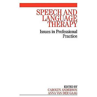 علاج الكلام واللغة-مسائل في الممارسة المهنية من كارول