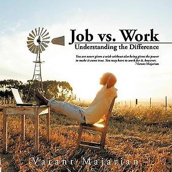 Job vs arbeid forstå forskjellen ved Majarian & Varant