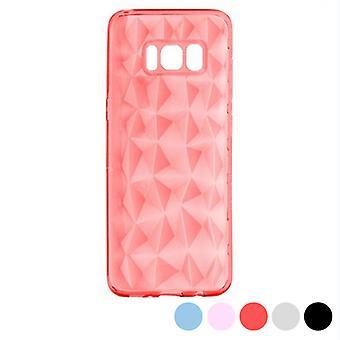 Mobile cover 3d Samsung S8 REF. 107501/Purple
